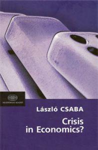 Crisis In Economics?