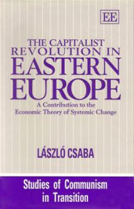 The Capitalist Revolution in Eastern Europe